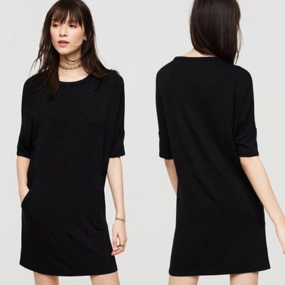 Lou & Grey Dresses & Skirts - Lou & Grey   Dolman Sleeve Dress with Pockets